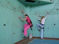 Открытое Первенство Хакасии по спортивному скалолазанию