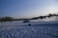 Ледовые гонки. Зона отдыха