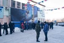 День защитника Отечества в СГА