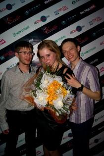 Финал конкурса Мисс Club Life Abakan 2011