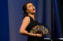 Звезды современной оперной сцены порадовали абаканцев