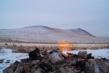 Где пожарить сосиски без дров и угля?