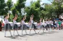 В Хакасии торжественно открыли фестиваль Чир Чайаан 2017