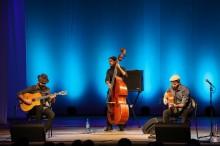 Трое итальянцев и цыганский джаз