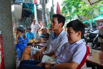 Как во Вьетнаме любят футбол