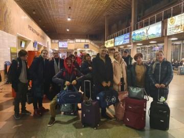 В театр «Сказка» в рамках программы «Большие гастроли» приехали гости из Астрахани