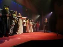 В театре кукол «Сказка» состоялась премьера спектакля  «Оболганные и забытые»